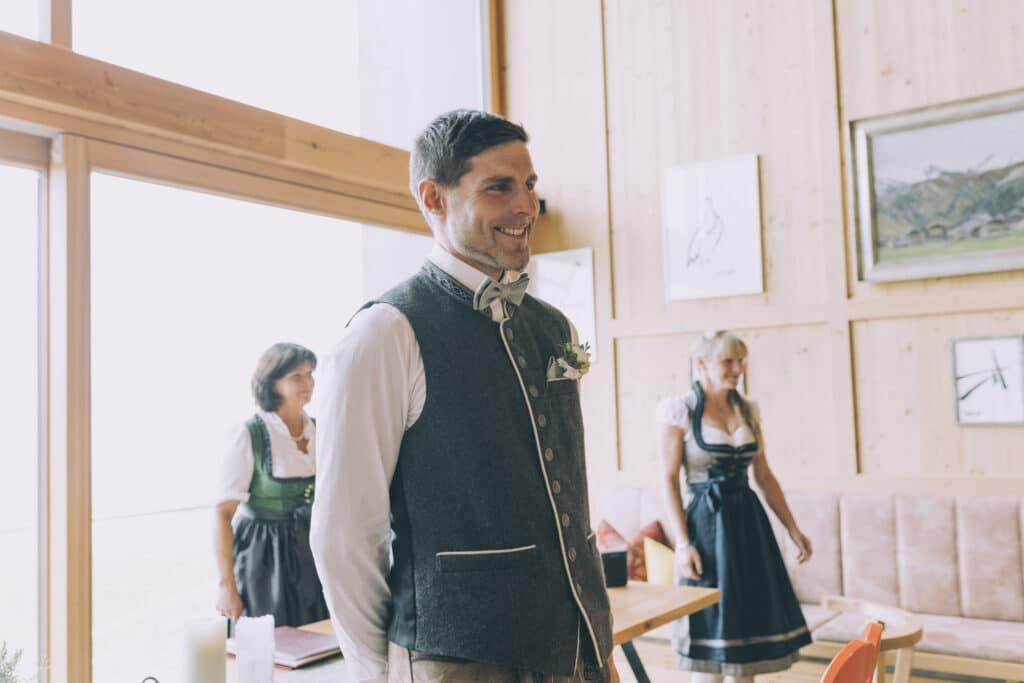Der wartende Bräutigam